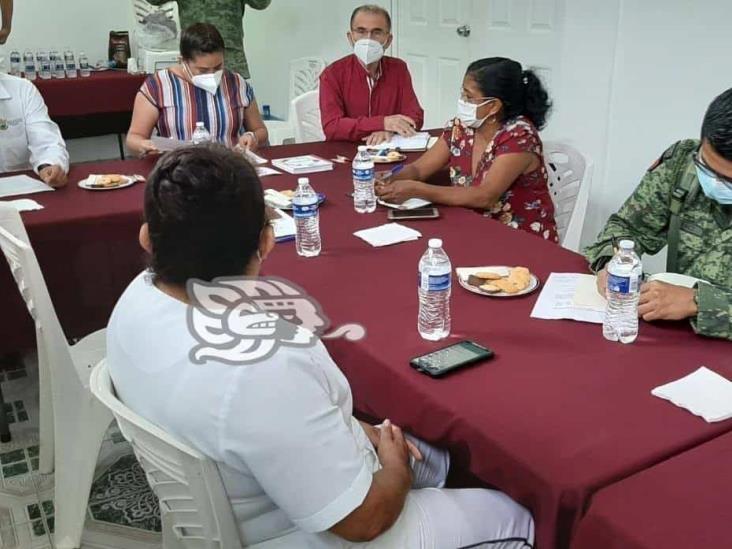 Ante incremento de casos de Covid-19, regresará Moloacán a semáforo rojo
