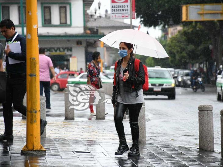 Lluvias disminuirán en Veracruz a partir de este domingo: SPC