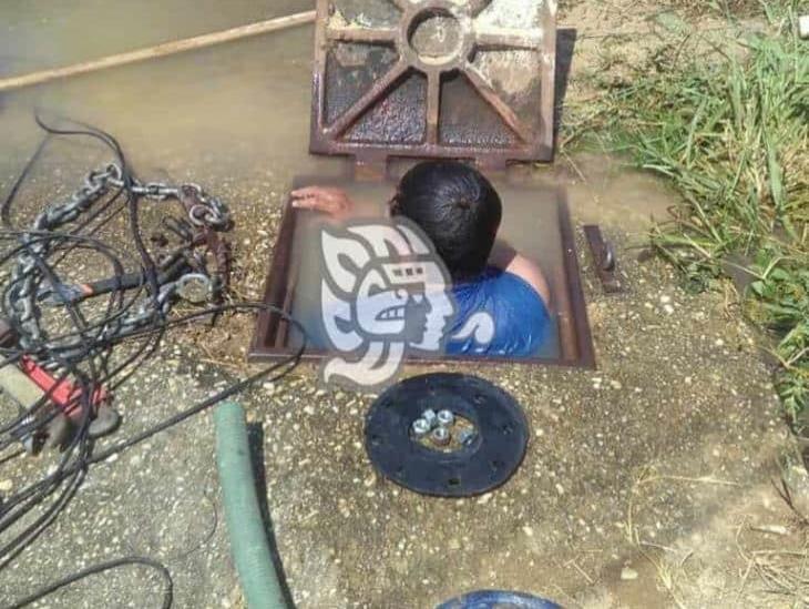 Se quedaron 5 días sin agua en El Naranjito