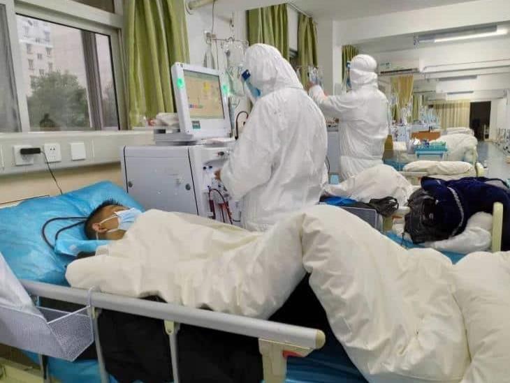 Van más de 569 mil muertos en el mundo por coronavirus