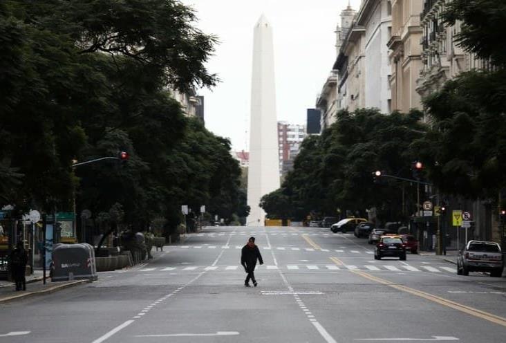 Argentina ya tiene más de cien mil contagiados por Covid-19