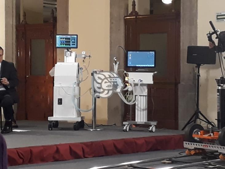 Ehécatl4T y Gätsi ventiladores que salvarán vida de pacientes con COVID-19