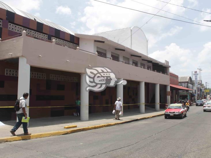 Mercado Benito Juárez de Agua Dulce será reabierto