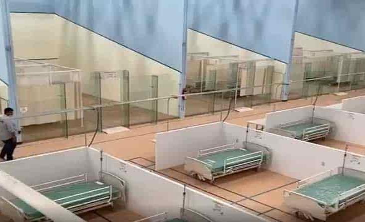 Cuesta 11 mdp adecuar centros COVID-19 en Veracruz