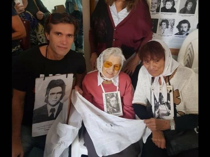 Lloran en Argentina muerte de Carmen Conde, Madre de la Plaza de Mayo