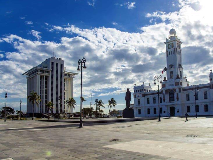 Puerto de Veracruz, excluido  de plan contra COVID-19