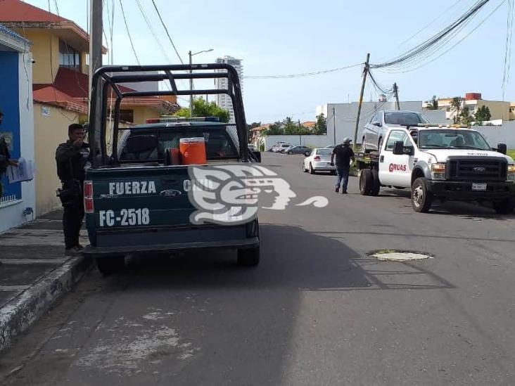 Asaltan a cuentahabiente en calles de Boca del Río