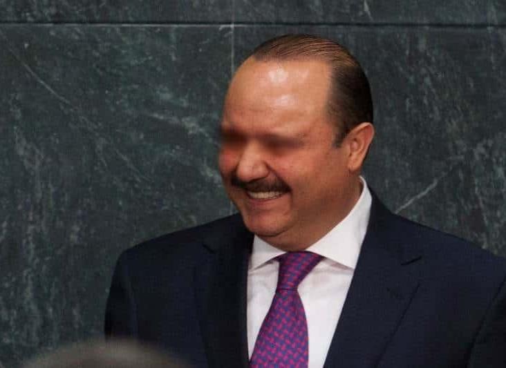 César Duarte solicitará libertad bajo fianza en su audiencia el 24 de julio