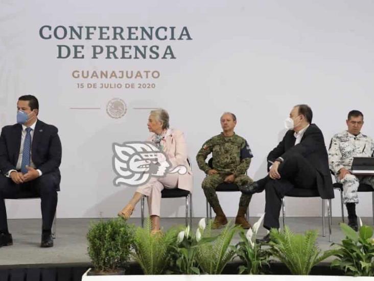Asiste Alfonso Durazo a giras por Guanajuato, Colima y Jalisco