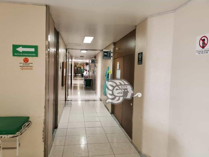 Vacuna contra la influenza llega a IMSS Veracruz Sur