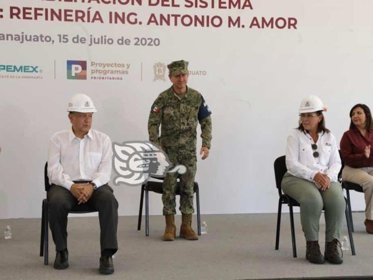 Al 71%, avance en la rehabilitación de la Refinería Lázaro Cárdenas