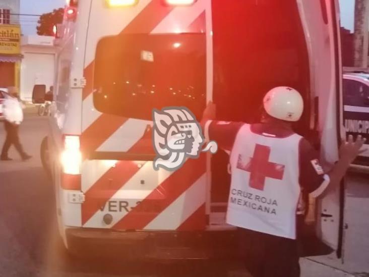 Fallece cubana a punto de llegar a terminal de autobuses en Minatitlán