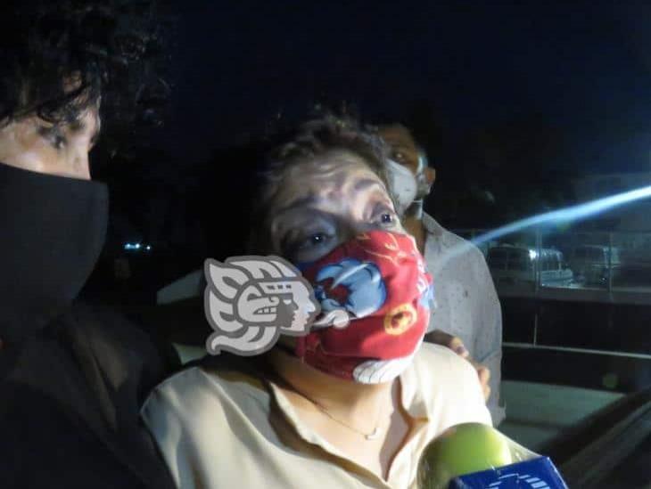 Madre de Silvia Jazmín, con el corazón roto pero con sed de justicia