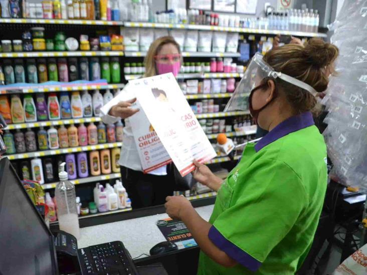 Canaco solicitará sanciones a quien no use cubrebocas en Orizaba
