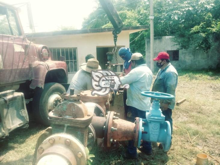 Sobrecarga de energía ha quemado cuatro bombas de Caev en Cosolea