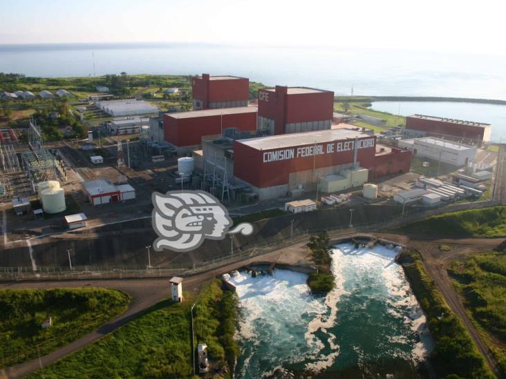 Renueva SENER licencia de operación a Unidad 1 de la Central Nuclear Laguna Verde