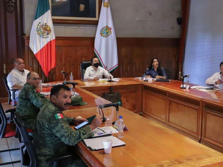 Confirma Cisneros tener COVID-19; funcionarios de Veracruz, expuestos