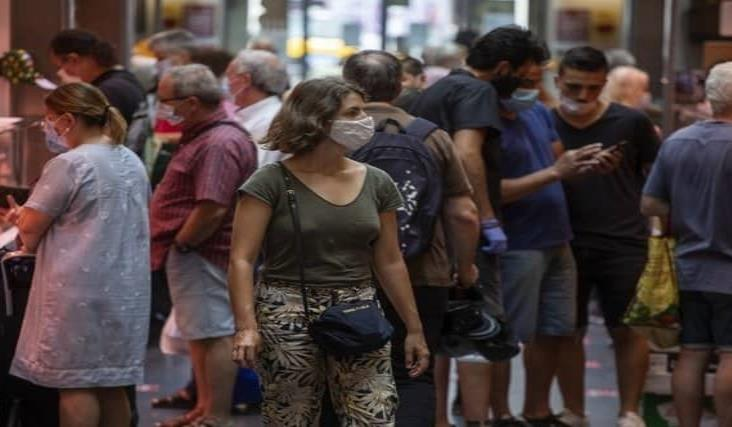 Ante rebrote del virus en Barcelona, piden quedarse en casa
