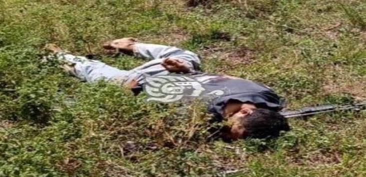 Enfrentamiento en Rodríguez Clara; dos abatidos y un detenido