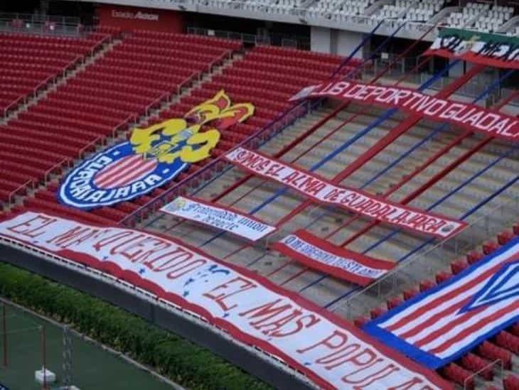 Chivas compensará a afición afectada por cierre de estadios