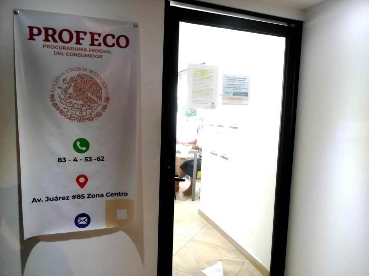 Delegación de Profeco podría desaparecer en Tuxpan, afirman