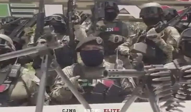CJNG lanza nuevo video donde amenaza a El Marro