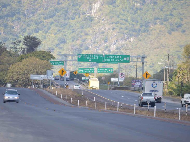 Crimen, ´dueño´ de carretera Puebla-Veracruz de noche