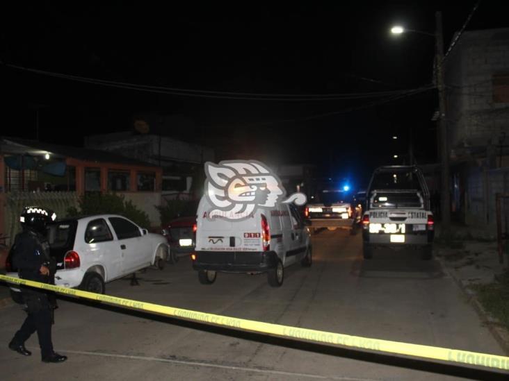 Ataque a balazos en cuartería de Agua Dulce; un muerto y un herido