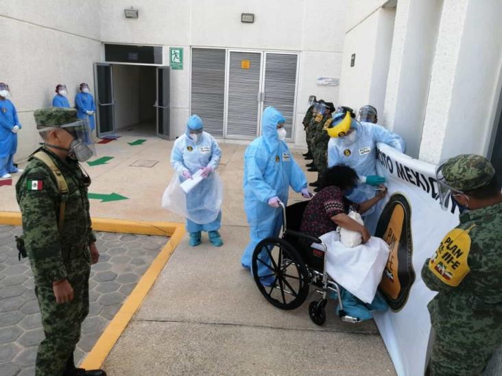 Casi 18 mil muertes en Veracruz por COVID-19, pronostican en EU en peor escenario