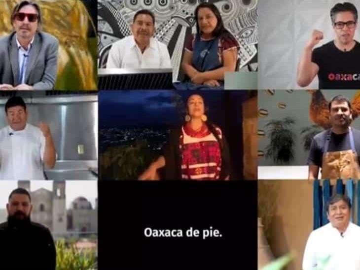 Artistas piden mantener reactivación económica en Oaxaca