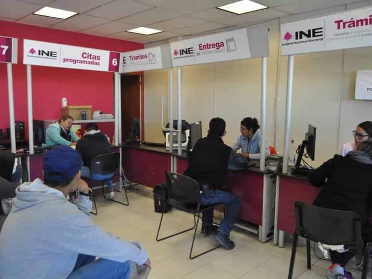 En Veracruz abrirán gradualmente módulos de credencialización fijos