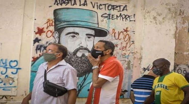 Cuba se recupera lentamente del Covid-19
