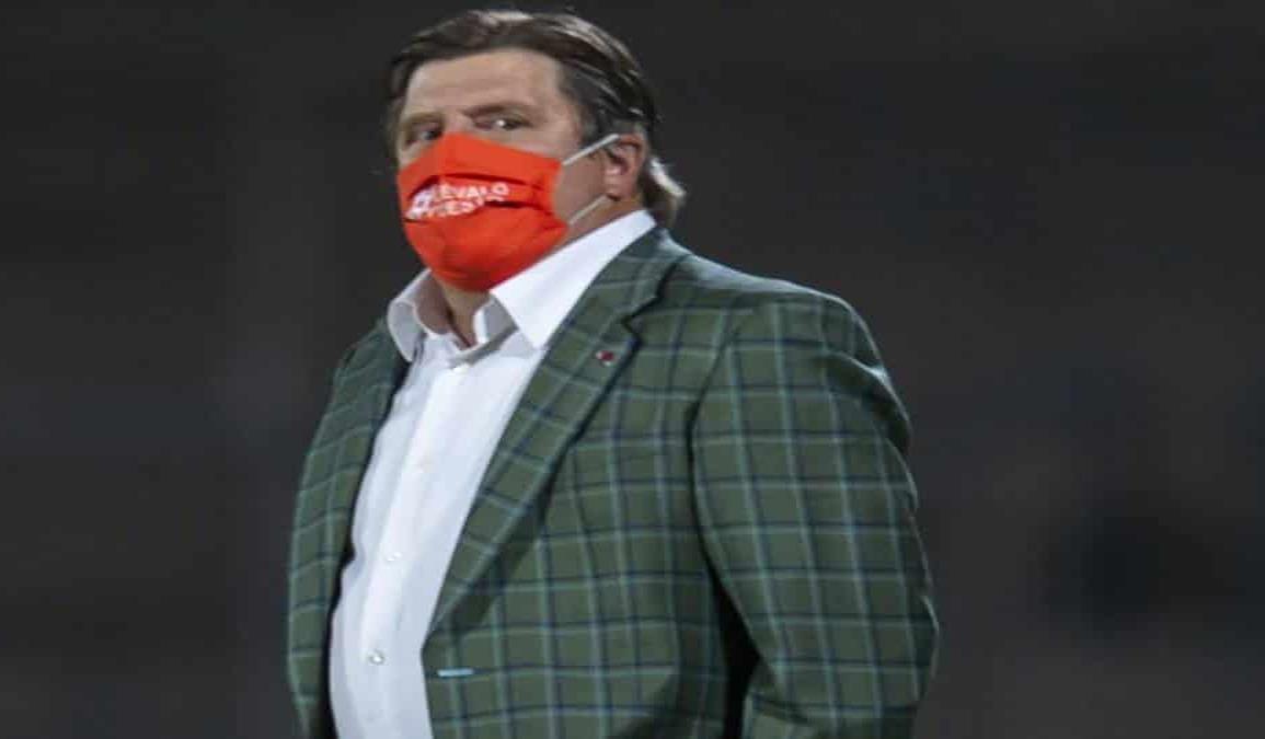 ´Piojo´ Herrera se ilusionó con llegar a banquillo del Betis