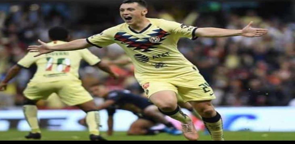 América presenta su uniforme de local para el Apertura 2020