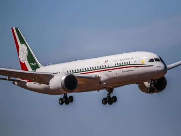 Compartirá AMLO video del avión presidencial el próximo lunes