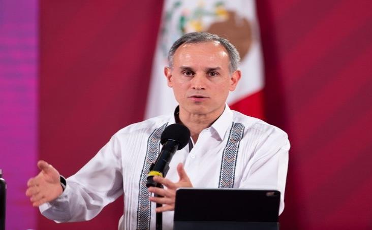 México llega a los 350 mil casos por Covid-19