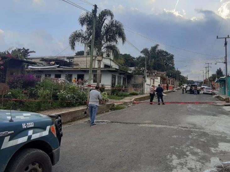 Sicarios ejecutan a 2 hombres en Coscomatepec