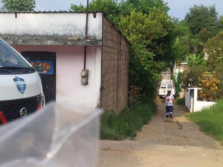 Mueren dos mujeres en Acayucan; una sufrió caída y otra se infartó