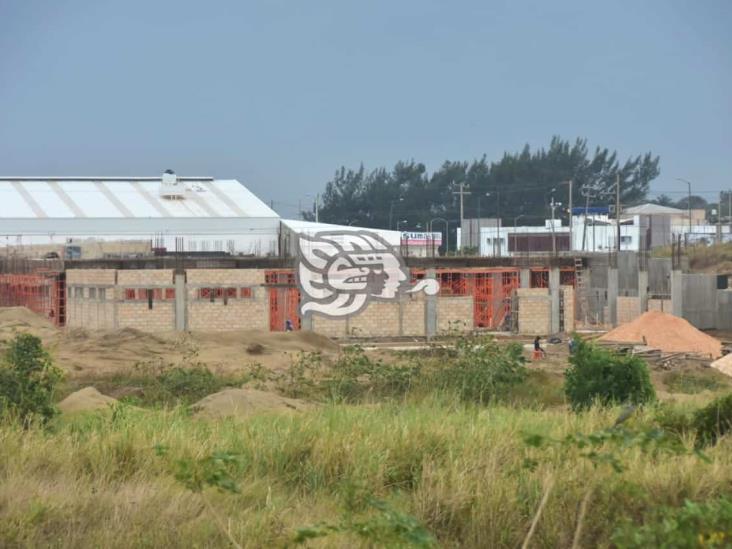 Invertirán 50 mdp en tercera parte del Hospital Naval de Coatzacoalcos