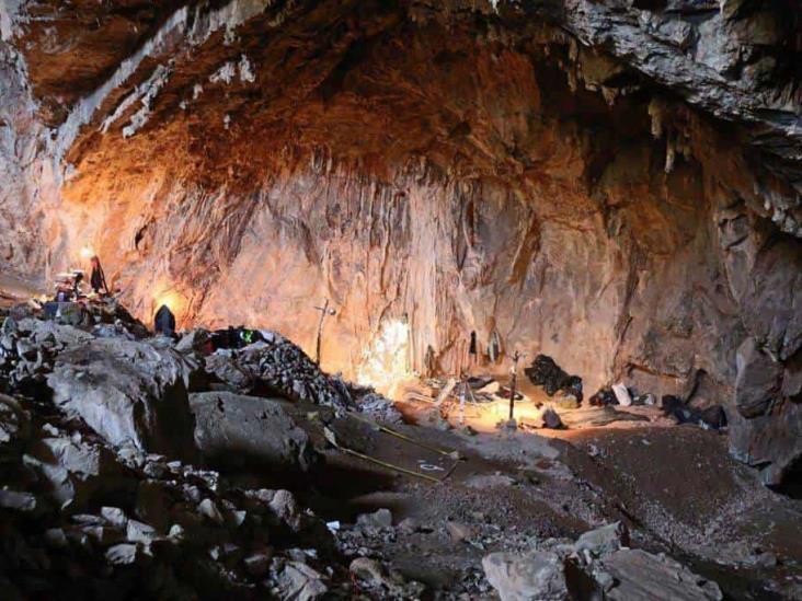 Hallazgos indican presencia humana en cueva de 26 mil años