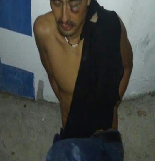 Vecinos de la colonia Zaragoza capturan a ladrones que pretendían entrar a vivienda