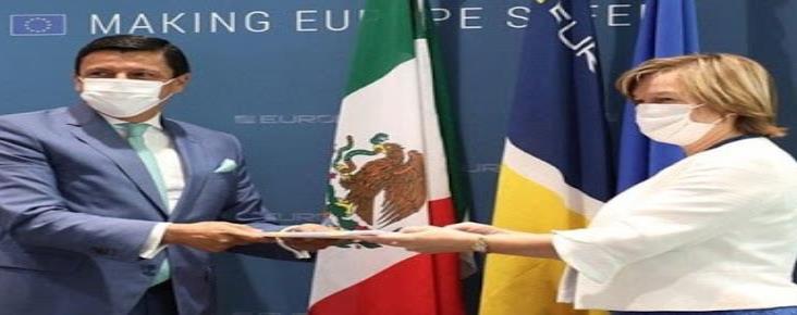 Acuerdan México y Europol desmantelar redes criminales