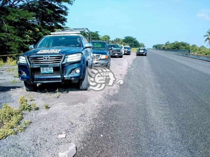 Identifican a hombre ejecutado en el tramo Córdoba-Veracruz