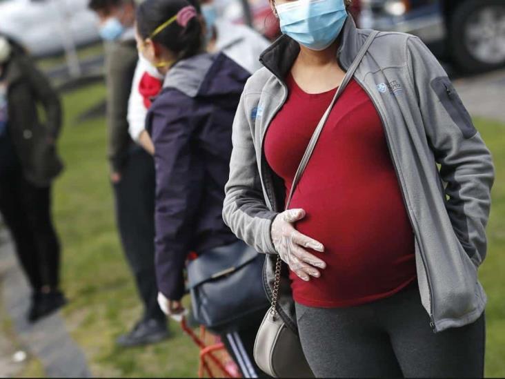 En Veracruz, 119 mujeres embarazadas con COVID-19