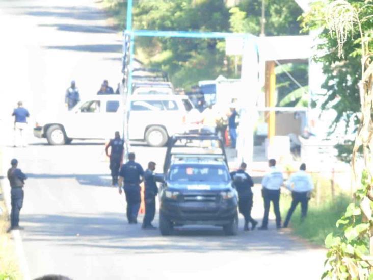 Hallan ejecutados a dos elementos de la Policía Municipal de Misantla