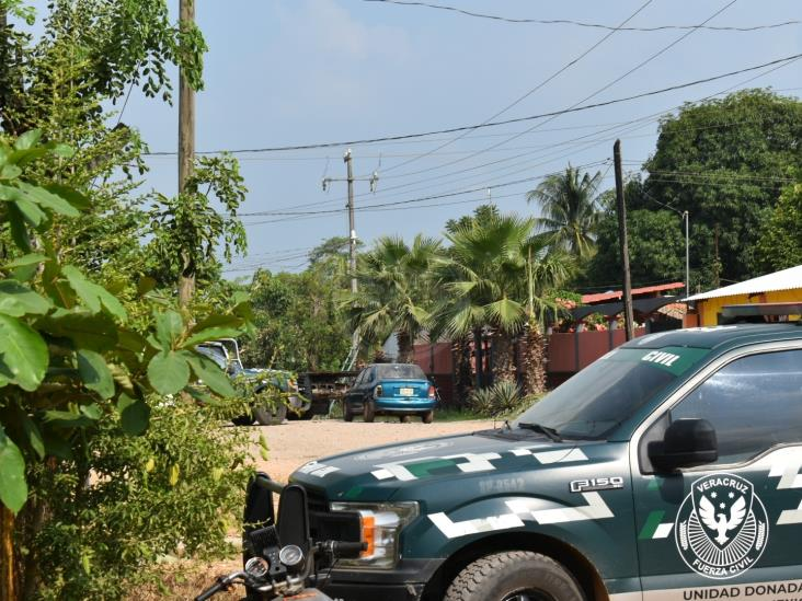 Tras allanamientos, Fuerza Civil asegura unidades con reporte de robo en Sayula