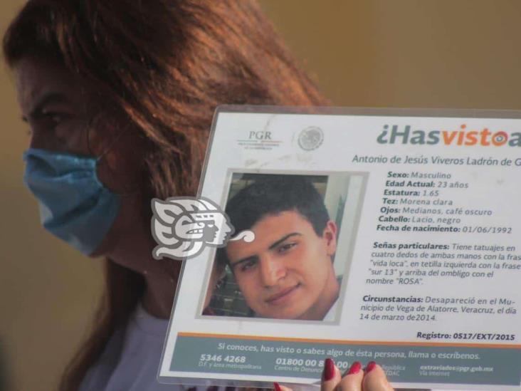 Desapariciones, la otra pandemia que afecta a Veracruz: Solecito