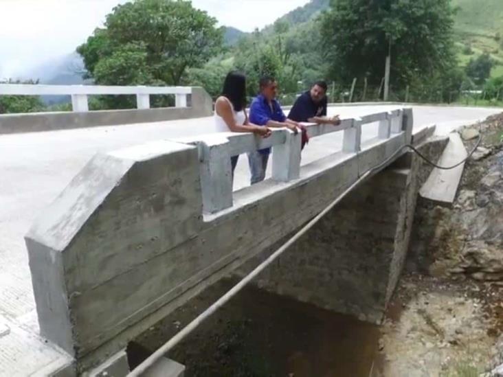 En 4T compromiso es por desarrollo; obras en Huayacocotla que trascienden: Cazarín