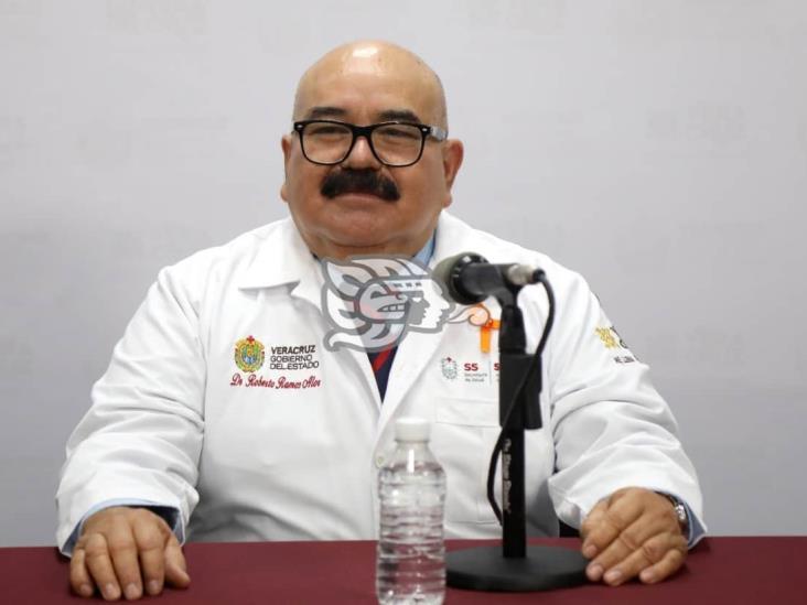 Ramos Alor recomienda evitar saturar hospitales de Veracruz