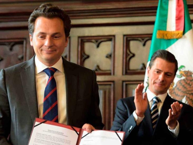 Emilio Lozoya movió 120 MDD en sobornos